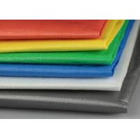 Quality reinforce polyester pvc fabric, bouncy castle material, pvc coated tarpaulin for sale