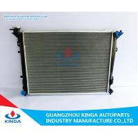 Wholesale High Performance Auto Aluminium Car Radiators Hyundai Sontat 05MT from china suppliers