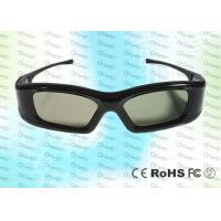 Quality Micro USB Rechargeable 3D Cinema Equipment GT400 Glasses Use For 3D Institution for sale