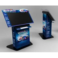 Wholesale Free Standing Advertising Kiosk Touchscreen Digital Signage Player For Airport / Hotel from china suppliers