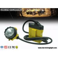 Wholesale 520g GL12-A Black Small Led 160cm Cable Manual Mining Cap Lights 25000 Lux Brightness from china suppliers