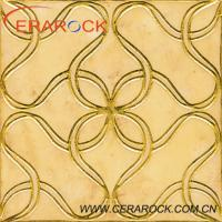 Wholesale 300x300cm Popular Design Glazed Ceramic Floor Tile from china suppliers