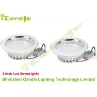 Wholesale 110° 21w 190mm Warm White Dimmable Led Down Light Cree , 8 Inch Led Downlight from china suppliers