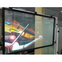 Wholesale Holographic Rear Projection Film Transparent Hologram Foil 100um Thickness from china suppliers