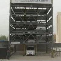 Wholesale 3 to 6-tier Puzzle Parking System  from china suppliers