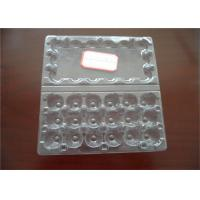 Wholesale Hatching Clear Egg Cartons Tray With Lid ,  Egg Tray Plastic For Egg Packaging from china suppliers