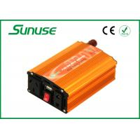Wholesale High Efficiency Orange 400w Pure Sine Inverters 24vdc to 240vac With Usb Port from china suppliers