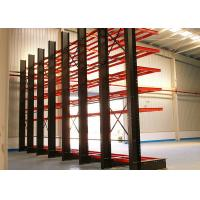 Wholesale Single Sided Cantilever Storage Racks 1500MM Max. Arm Length For Irregular / Longer Products from china suppliers