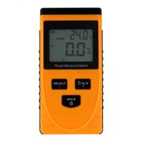 Wholesale GM630 Digital LCD Display Induction Wood Moisture Meter Wood Moisture Content Meter Wood Moisture Tester 0~50% from china suppliers