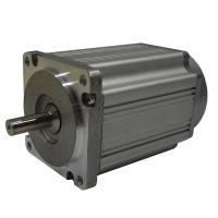 Wholesale 1000 Rpm  - 3000 Rpm 8 Poles 24V Brushless DC Motors , OD 60 mm Square Dc Servo Motor from china suppliers