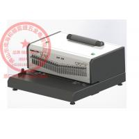Wholesale A4 Size Automatic Plastic Spiral Binding Machine Durable With 15 Sheets from china suppliers