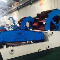 Wholesale River Gravel Sand Washing Unit 10mm Feeding Size 6500*2500*3000 Dimension from china suppliers
