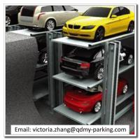 Wholesale 2-3 Levels Garage Car Stacking System Underground Car Parking Lift Pit Parking Mechanical from china suppliers