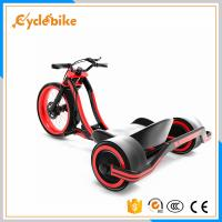 Wholesale 48 Voltage 35km / H Max Speed Electric Drift Trike With 15.4ah Lithium Battery from china suppliers