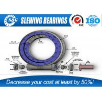 Wholesale Hydraulic Swing Motor Slewing Drives With Maximum Load Capacity from china suppliers