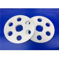 Wholesale High Heat Resistance Porous Refractory Zirconia Ceramic Disc Tolerance ± 0.001mm from china suppliers