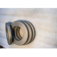 Grade Lz Tungsten Carbide Roll Rings Hip Sintering Process High Corrosion Resistance