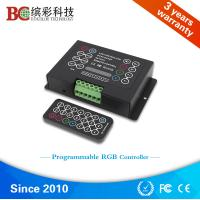 Wholesale 5V 12V 24V 36V 3 channel 21 key IR remote control rgb led strip controller manual from china suppliers