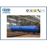 Wholesale Water Heat Boiler Steam Drum Level Control , Multi Fule Oil Steam Boiler Drum from china suppliers