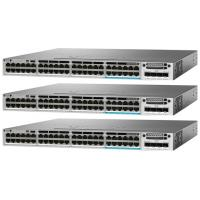 Wholesale Full PoE Gigabit Ethernet Switch 48 Port Catalyst 3850 WS-C3850-48F-E from china suppliers