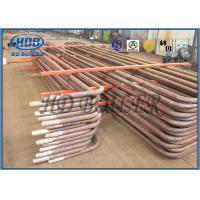 Wholesale Carbon Steel Superheater And Reheater , Energy Saving Heat Exchanger from china suppliers