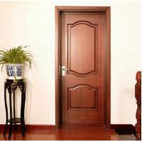 Wholesale Custom Office Solid Wood Interior Doors Swing Open Environment Friendly from china suppliers