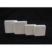 Wholesale Heat-resistant High Alumina Honeycomb Ceramics Plate / Parts Dielectric Strength 10 KV/mm from china suppliers