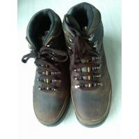 Wholesale Brown Anti - Hit Comfortable Safety Shoes With Steel Head from china suppliers