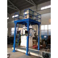 Wholesale Wheat / Corn / Rice Automatic Weighing And Bagging Machine For Ton Bag; 1000kg Bag Bagger from china suppliers