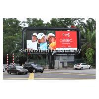 Wholesale High Luminance Large Outdoor LED Highway Billboard PH16 Static Scanning For Cross Road from china suppliers