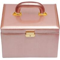 Wholesale Customized OEM PVC Leather Jewellery Box Pandora Jewelry Box Jewelry Boxes Wholesale from china suppliers