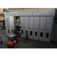 Wholesale High Precision Air Craft Industrial Spray Systems , Dry Paint Booth Eco Friendly from china suppliers