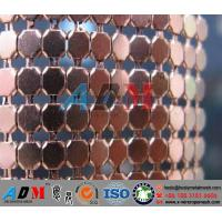 Wholesale Decorative Wire Mesh Cloth, Wire Mesh Cloth Curtain, Architectural Wire Mesh Curtain from china suppliers