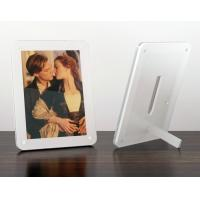 Wholesale acrylic 8x10 magnetic photo frame from china suppliers