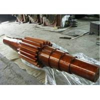 Wholesale CNC Machining Spiral Gear Shafts / Forging Steel Spiral Gear Wheel Shafts from china suppliers