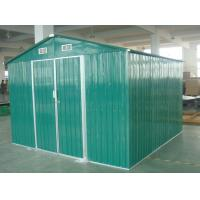 Wholesale Modular Easy Assemble Steel Garden Sheds For Your Yard Tools / Lawn Mower from china suppliers