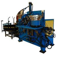 Buy cheap Popular bucket handle making machine with Hydraulic Automatic Made In China from wholesalers