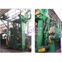 Wholesale Automatically Double Track Hanger Type Shot Blasting Machine 380V 60HZ 3P from china suppliers