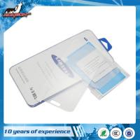 Wholesale For Samsung S5 Premium Tempered Glass Transparent Screen Protector from china suppliers