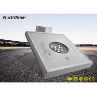 Wholesale 12W All in One Dimmable Solar Street Lights With Lithium Battery & Bridgelux LED Chips from china suppliers