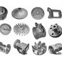 Wholesale High Precision ADC12 ADC10 Aluminium Gravity Die Casting Machinery Parts from china suppliers