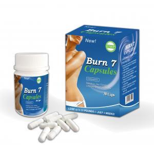 Wholesale Super Hot Burn 7 Botanical Slimming Capsules Herbal Slimming Capsules from china suppliers