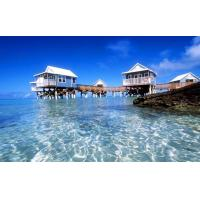Wholesale AS / NZS 4600 Resort Overwater Bungalow For Family House / Villa from china suppliers