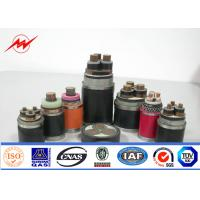 Wholesale 220kv 300 Mm² Copper Dc Power Cable PVC Or XLPE Insulation ISO9001 from china suppliers