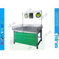 Wholesale Durable Retail Supermarket Single Sided Vegetable and Fruit Shelves from china suppliers