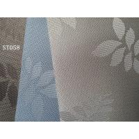 Quality Blackout roller blind fabric ST058 for sale