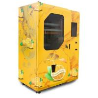 Wholesale School / Gymnasium Elelctronic Squeezed Juice Vending Machine With CE Approved from china suppliers