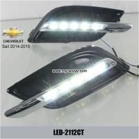 Wholesale Chevrolet Sail DRL LED Lights car driving light kits automotive parts from china suppliers