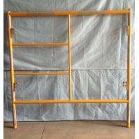 Wholesale Portable Premium Scaffolding Metal Frames With C - Locks For House And Marine from china suppliers