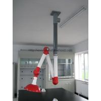 Wholesale Benchtop Extraction Arms With Polypropylene Tubes and Red Flanges For Laboratory Use from china suppliers